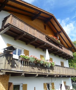 Family-friendly, mountain view, RittenCard member - Oberbozen - Apartment