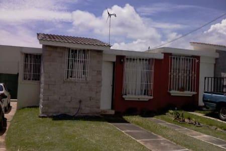 Guatemala city - Ház