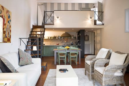 Loft Apartment in Historic Florence