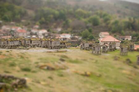 Casa dos Espigueiros - Lindoso - Rumah