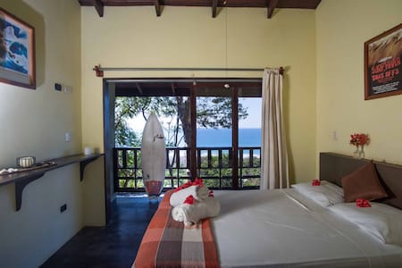 Ocean view room 1 - Santa Teresa - Szoba reggelivel