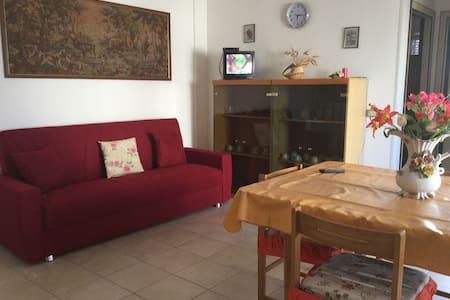 Casa con terrazzo a Lesina Marina - Lesina Marina