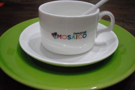 Cama & Café MOSAICO - Salvador - House