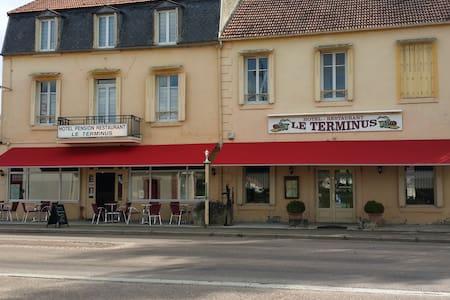HOTEL BAR RESTAURANT LE TERMINUS - Andere