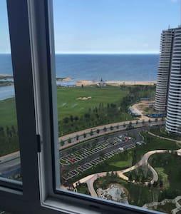 佳兆业东戴河小区,东戴河、秦皇岛地区最高端的一线海景度假场所。 - Appartamento