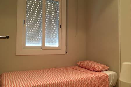 Habitación individual en la Barceloneta - Barcelona - Apartment