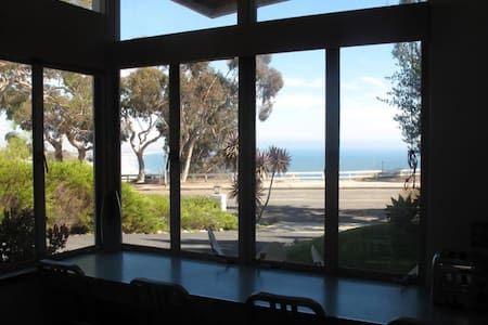 Ocean View!  Mid Century Palisades - House