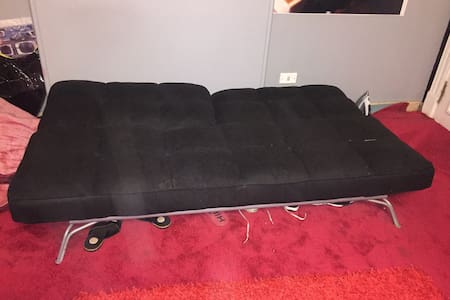 Super Comfy Pull-out Couch - Lejlighed