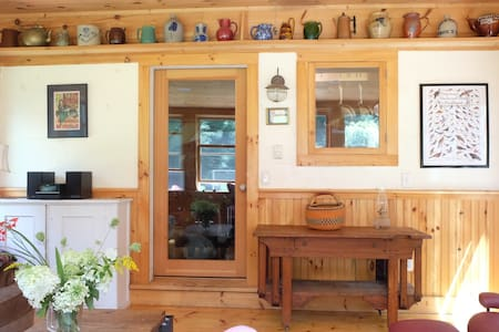 Rustic Cabin: 4 Quiet Acres near Berkshire Skiing - 查塔姆 - 獨棟