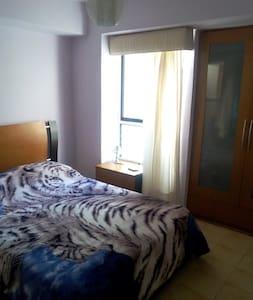 Hermosa habitación con baño privado - Lakás