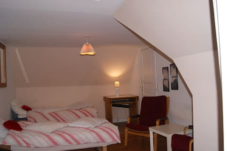 Fyn, double room No4, Gislev, Funen - Gislev - Bed & Breakfast
