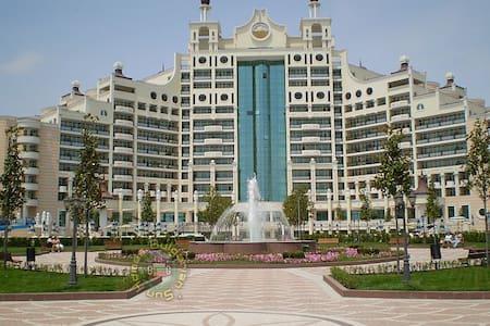 Отель-дворец 5* и вид на море - Wohnung