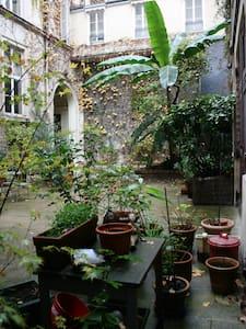 charming flat (Center of Paris)