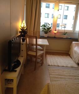 Apartment at Gärdet/Östermalm - Stockholm - Dortoir