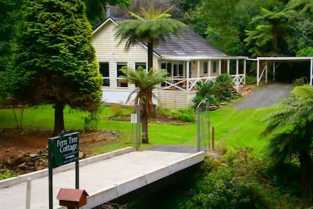 Ferntree Cottage - Tarra Valley