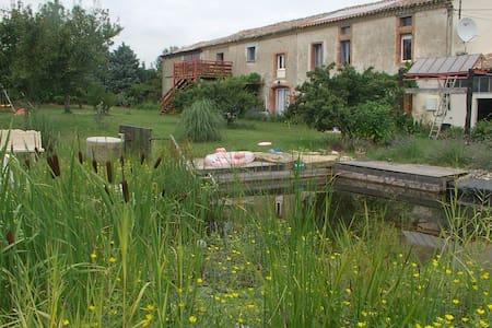 """En Croustet """"Les Mesanges"""" Aude - Casa"""