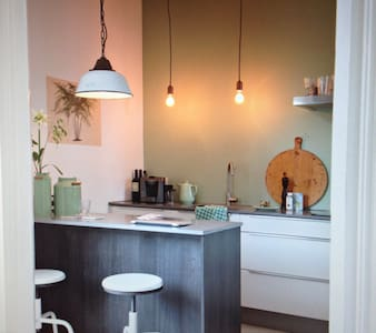 Charming, cosy family house in centre of Breda! - Breda