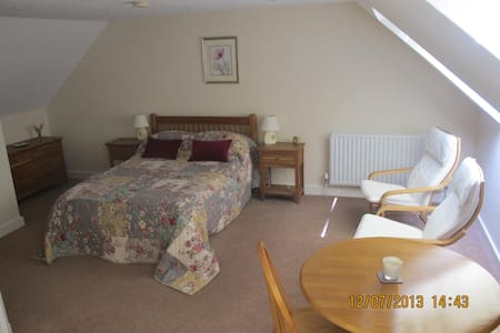 Studio Room 1 at Devonshire House, Lower Langford - Bed & Breakfast