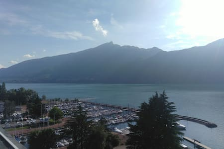 Sublime vue lac Beautiful lake view - Wohnung