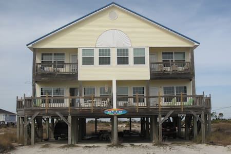 Beautiful beach house on the Gulf - Gulf Shores