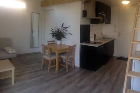 1 Appartement moderne et agréable