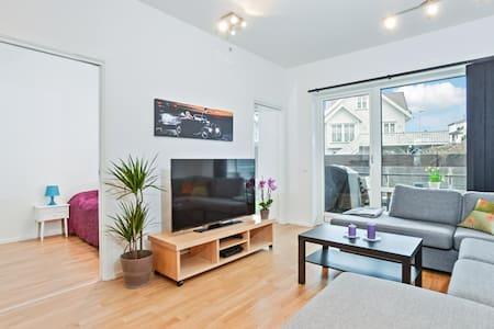 New apartment nearby city centre - Stavanger - Wohnung