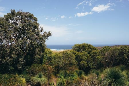 Ocean Views, Bush, Relax, Healthy! - Margaret River - Bed & Breakfast