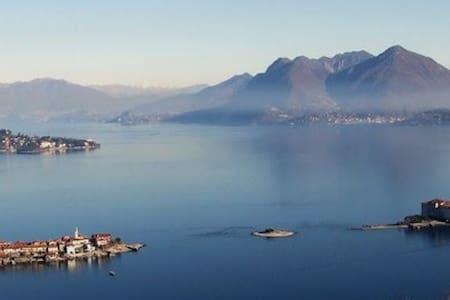 Lago Maggiore Lake AAA Villa&Garden - Casa