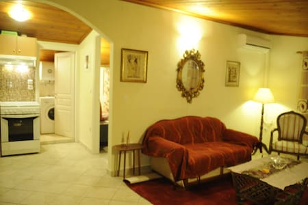 "One bedroom small ""penthouse"" - Corfu"