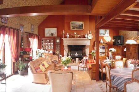 CHAMBRE D'HOTE BEAU PAVILLON DOL - Bed & Breakfast