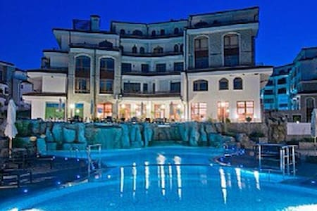 4*Spa resort Nr Sunny Beach - Daire