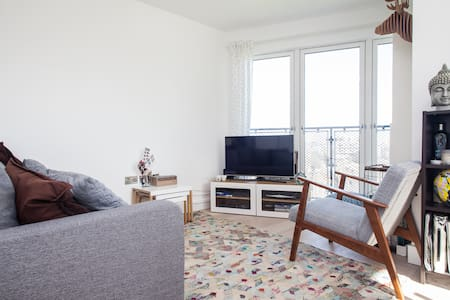 Park view 2 bed spacious flat - Apartment