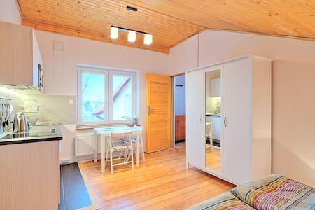 Quiet attic studio - House