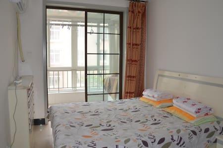 北戴河海韵假日两室两厅公寓(不接待外宾) - Qinhuangdao - Apartment