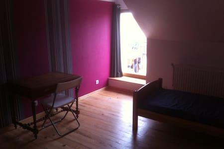 Chambre dans Longère tout confort proche Châteaux - Averdon