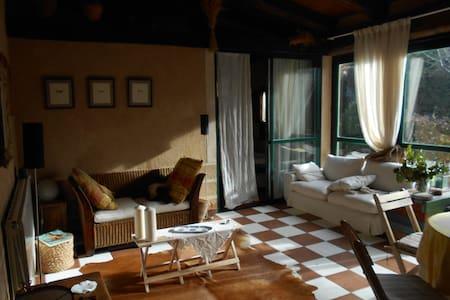 Casa invitados con jardin y piscina - Haus