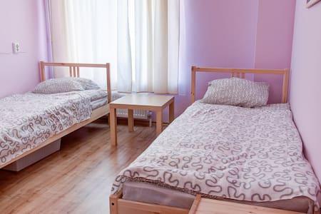 Hostels Rus Pskov, Double room - Bed & Breakfast