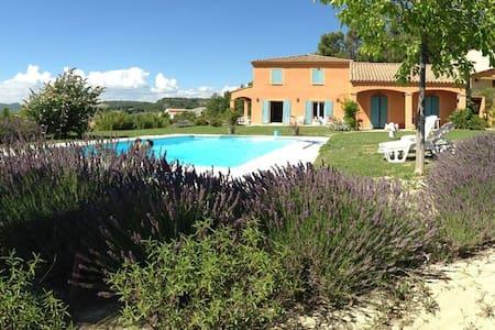 Luxe villa, Provence (La Grande) - Saint-Michel-l'Observatoire - Villa