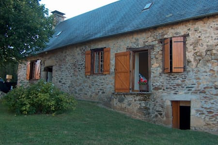 petite maison de pierre - Huis