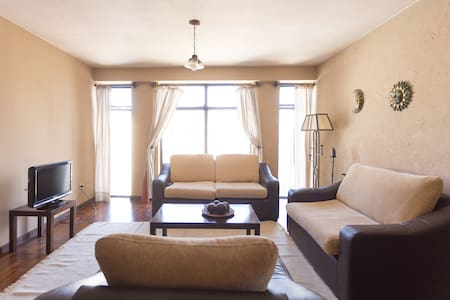 Warm Central Sopocachi 3bd Apart