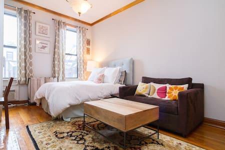 Cozy West Village Studio