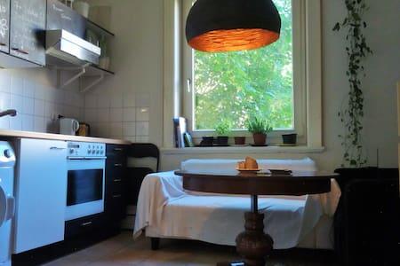 Zimmer in netter 3er WG am Wasser - Hambourg - Appartement
