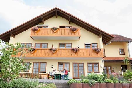 Ferienwohnung im Odenwald - Bad König-Momart