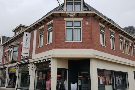 Uithuizen,Hotel Eckhardt - Uithuizen