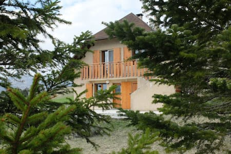 House to view the mountains from! - Lus-la-Croix-Haute - Haus