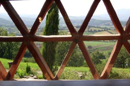 Il Cielo di Montemiliano - Monolocale con giardino - Loft