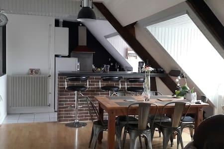 Joli appartement à Lorient centre! - Lorient - Daire