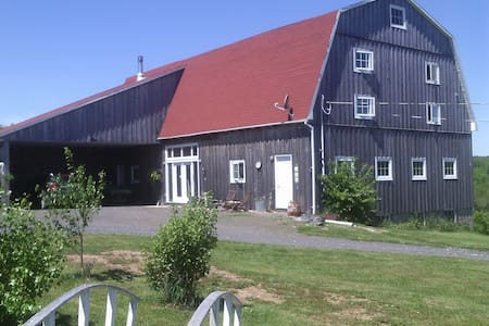 Barn Conversion in Vineyard (One) - Ev