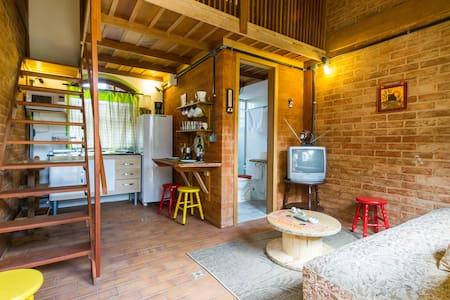 Vila Báltica - Casa Verde - Campos do Jordão - Chalé