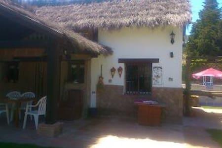 casa rustica El Gorrion - Valdevaqueros - Casa